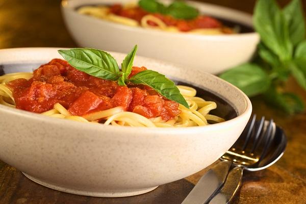 spaghetti-tomatensaus
