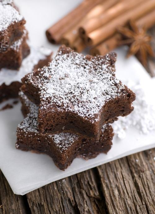 sterren-chocolade-cake