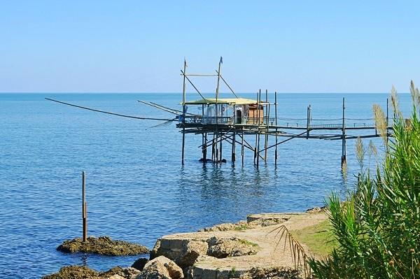 trabocchi-Abruzzo-kust
