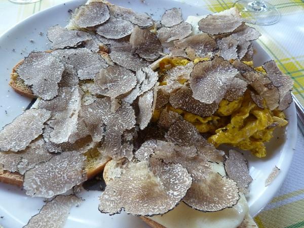 truffel-Italie