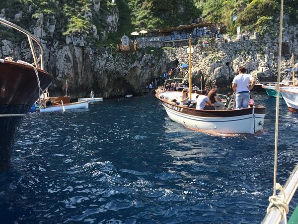 varen-Capri-boottocht-Grota-Azzurra
