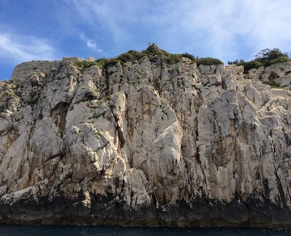 varen-Capri-boottocht-fort