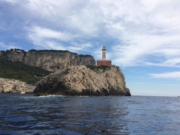 varen-Capri-boottocht-vuurtoren