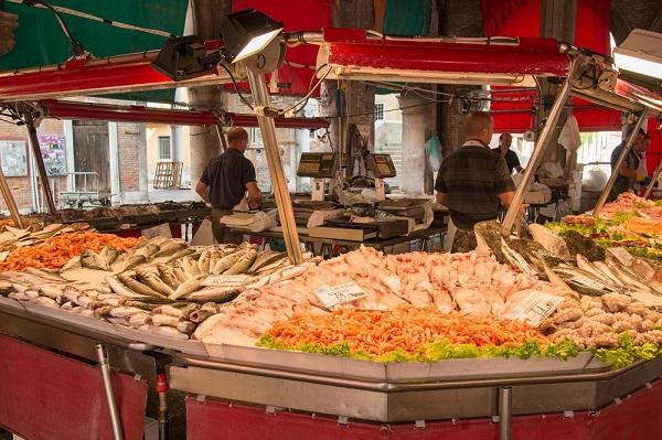 vis-markt-Pescheria-Venetië (3)