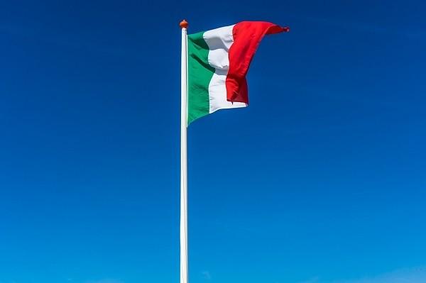 vlag-Italie-tricolore
