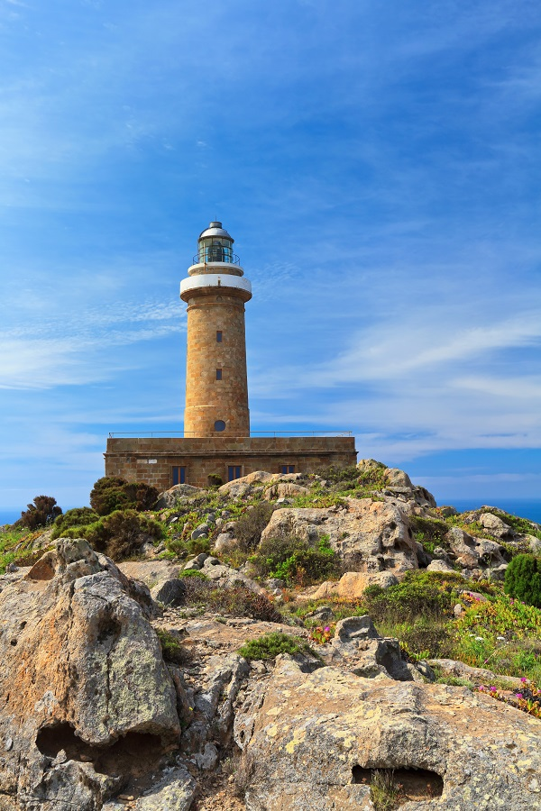 lighthouse- San pietro island