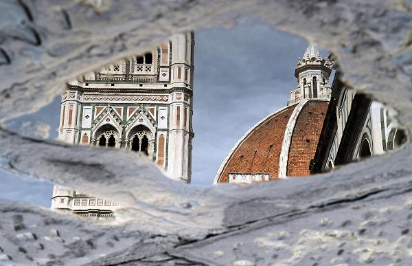 weerspiegeling-reflectie-foto-regen-Florence-2