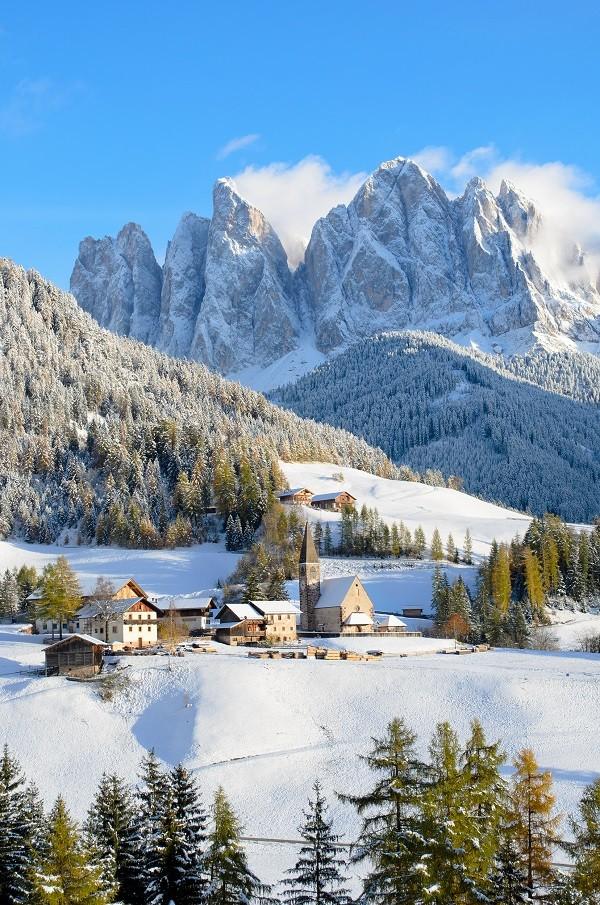 wintersport-Italie