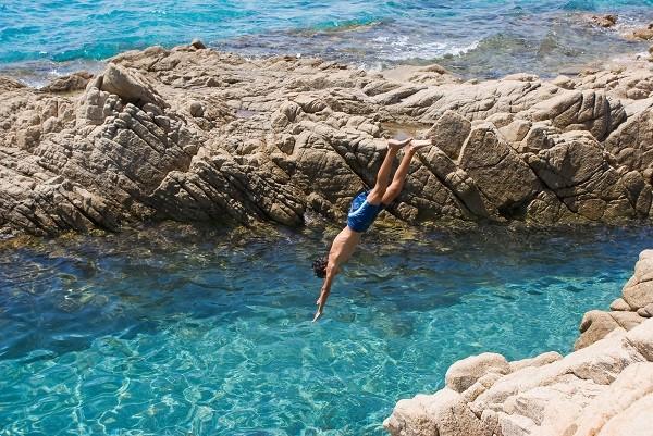 zomer-zee-duik